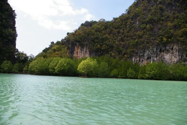 Eiland Hoppen Foto Ons Grote Thailand Avontuur