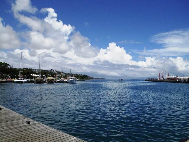 Uitzicht op de baai foto bjornpaul s reisblog - Planter uitzicht op de baai ...