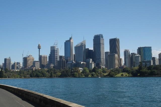 Deze foto werd gemaakt op 20 september 2012 in sydney australië met