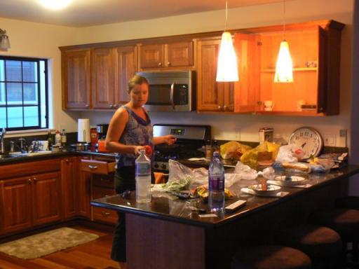 Pin online reisdagboek van jade goes argentina 44061 bezoekers on pinterest - Kleine amerikaanse keuken ...