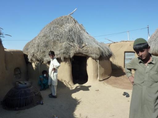 Huizen in de woestijn zijn gemaakt van foto nu we er toch zijn - De gevels van de huizen ...