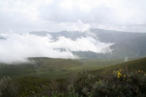 De zuidkant van het sanetti plateau foto reisverslag ethiopie - Aperitief plateau huis van de wereld ...