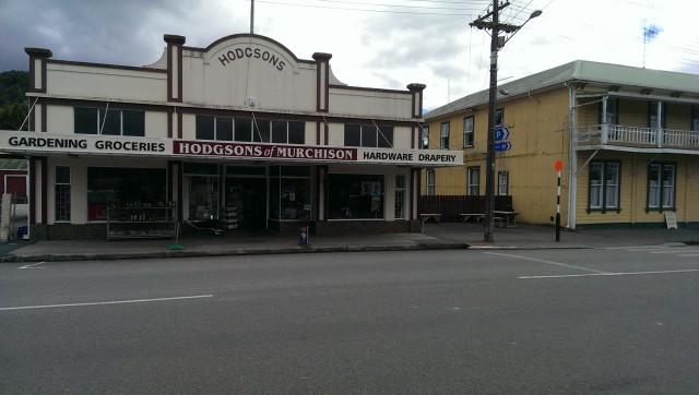 Murchison New Zealand  city pictures gallery : Hoofdstraat Murchison | Foto | New Zealand 2014