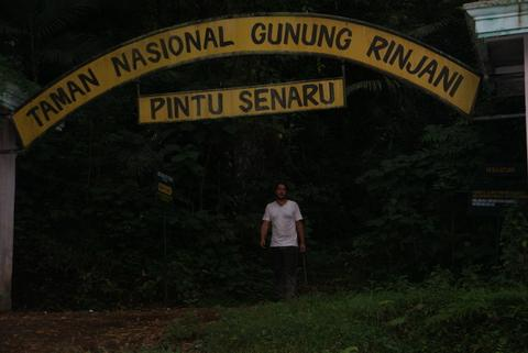 Rinjani finish