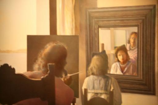 Bekend schilderij van dali foto sherry tinuz on tour - Foto van slaapkamer schilderij ...