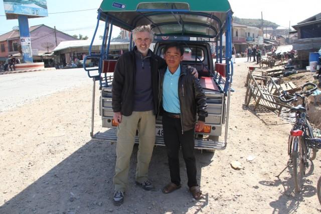 Deze foto werd gemaakt op 25 januari 2014 in kasi laos