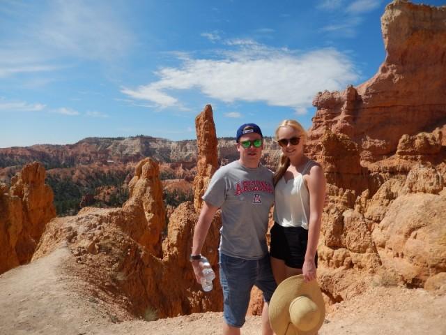 ... gemaakt op 27 juli 2014 in Bryce Canyon, Utah , Verenigde Staten