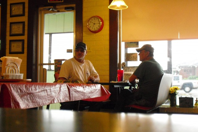 Corner Cafe Liberty Ks
