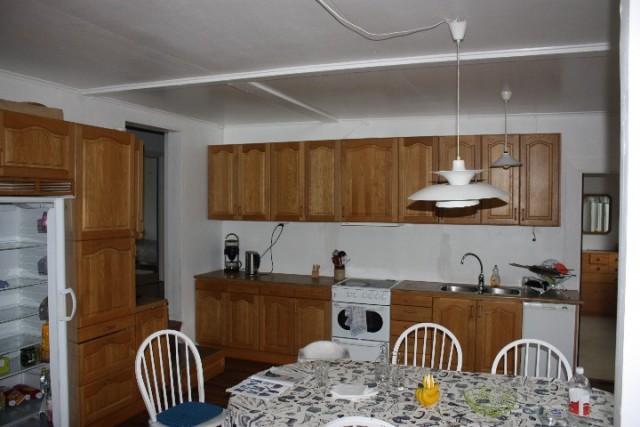 Keuken eetkamer appartement landeryd foto van holland naar halland - Keuken eetkamer ...