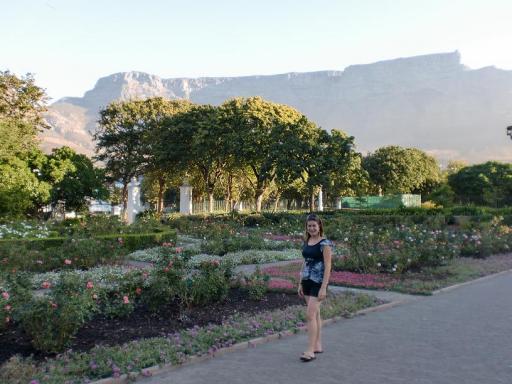 Deze foto werd gemaakt op 5 maart 2010 in cape town zuid afrika