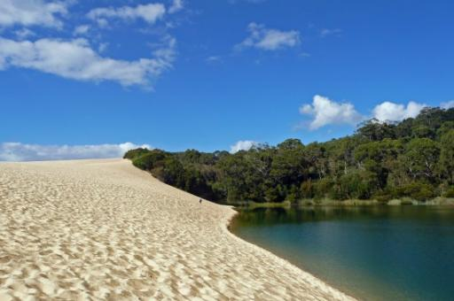 Fraser Island Weather July