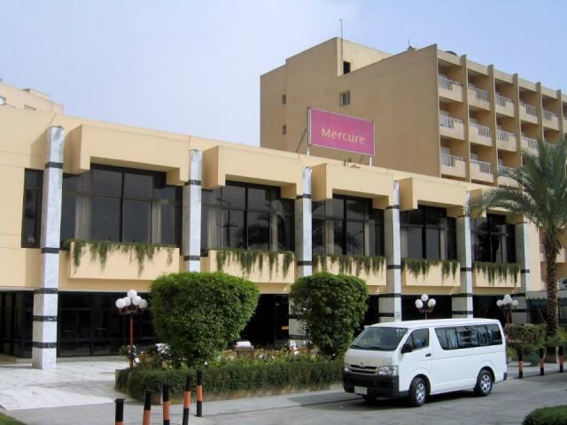Mercure Hurghada Hotel Hurghada Agypten